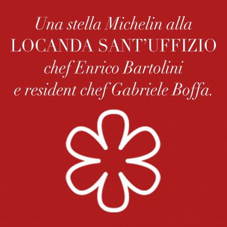 Michelin star icon ITA