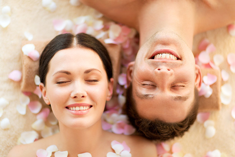NATURALLY TOGETHER Relax And Unwind With Someone Special