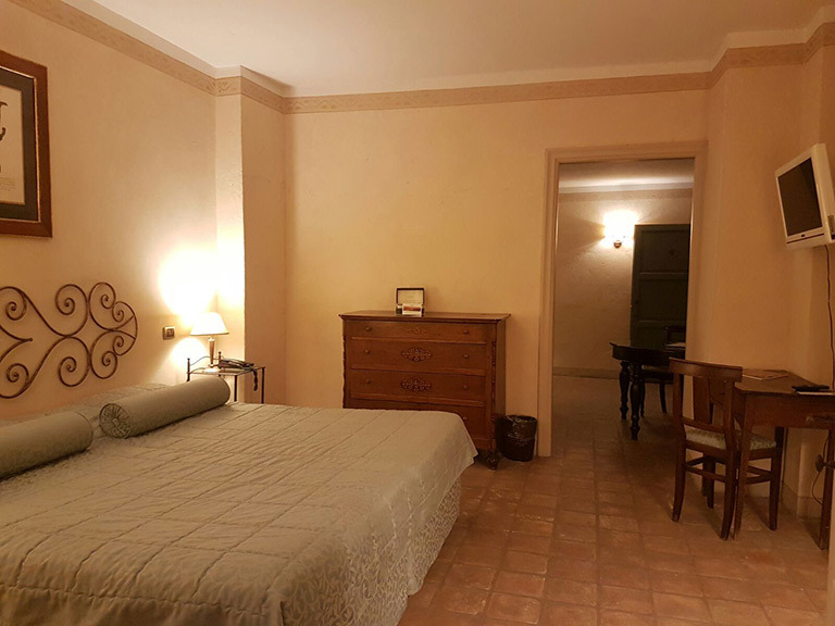 Relais Sant'Uffizio Family room - Wellness and SPA hotel in Piedmont
