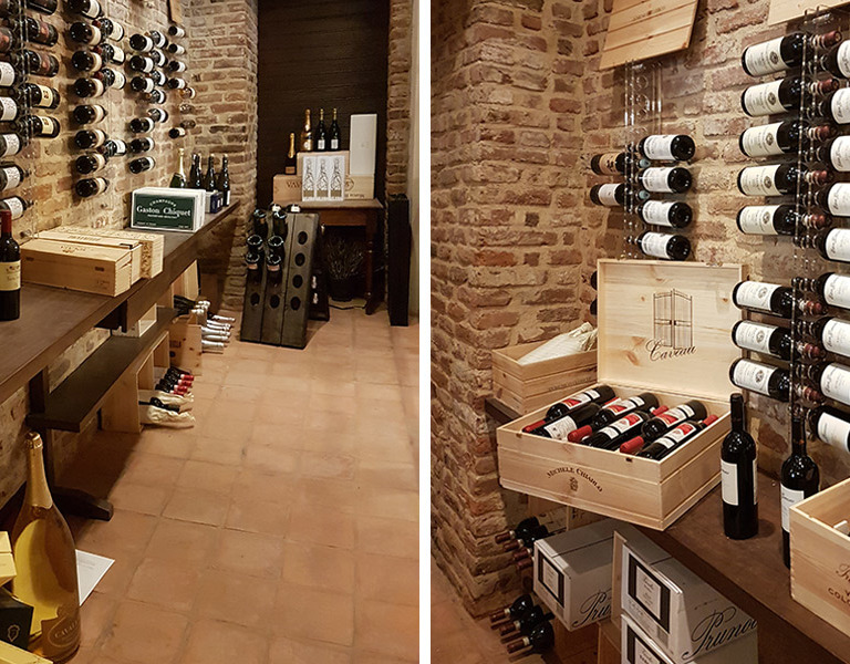 Relais-SantUffizio-Wellness-and-SPA-Italy-Wine-Cellar-Wine-Theater