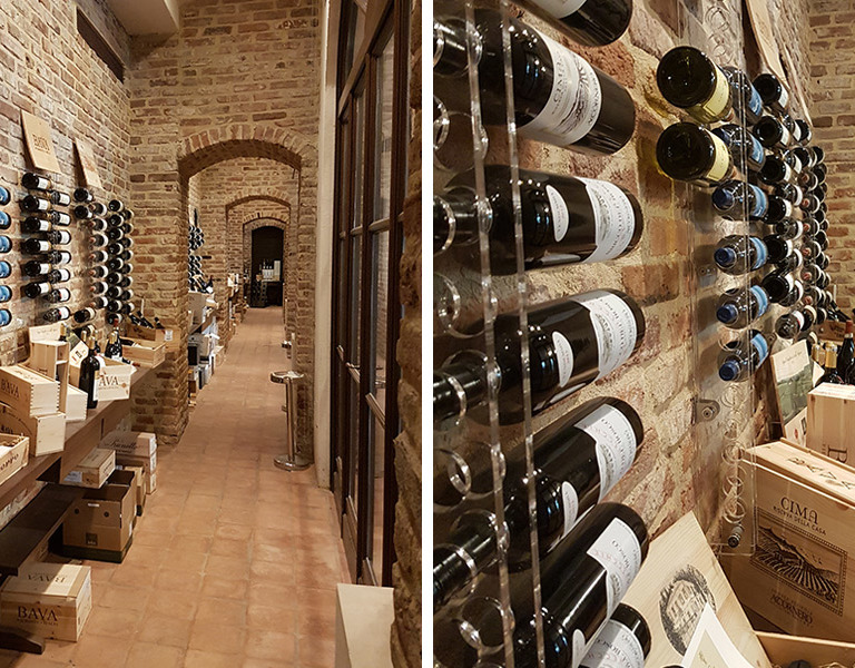 Relais-SantUffizio-Wellness-and-SPA-Wine-Cellar-Wine-Theater