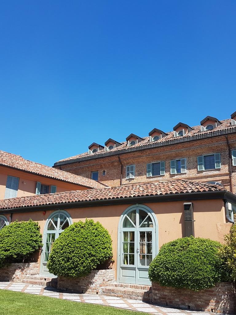Relais Sant'Uffizio_building